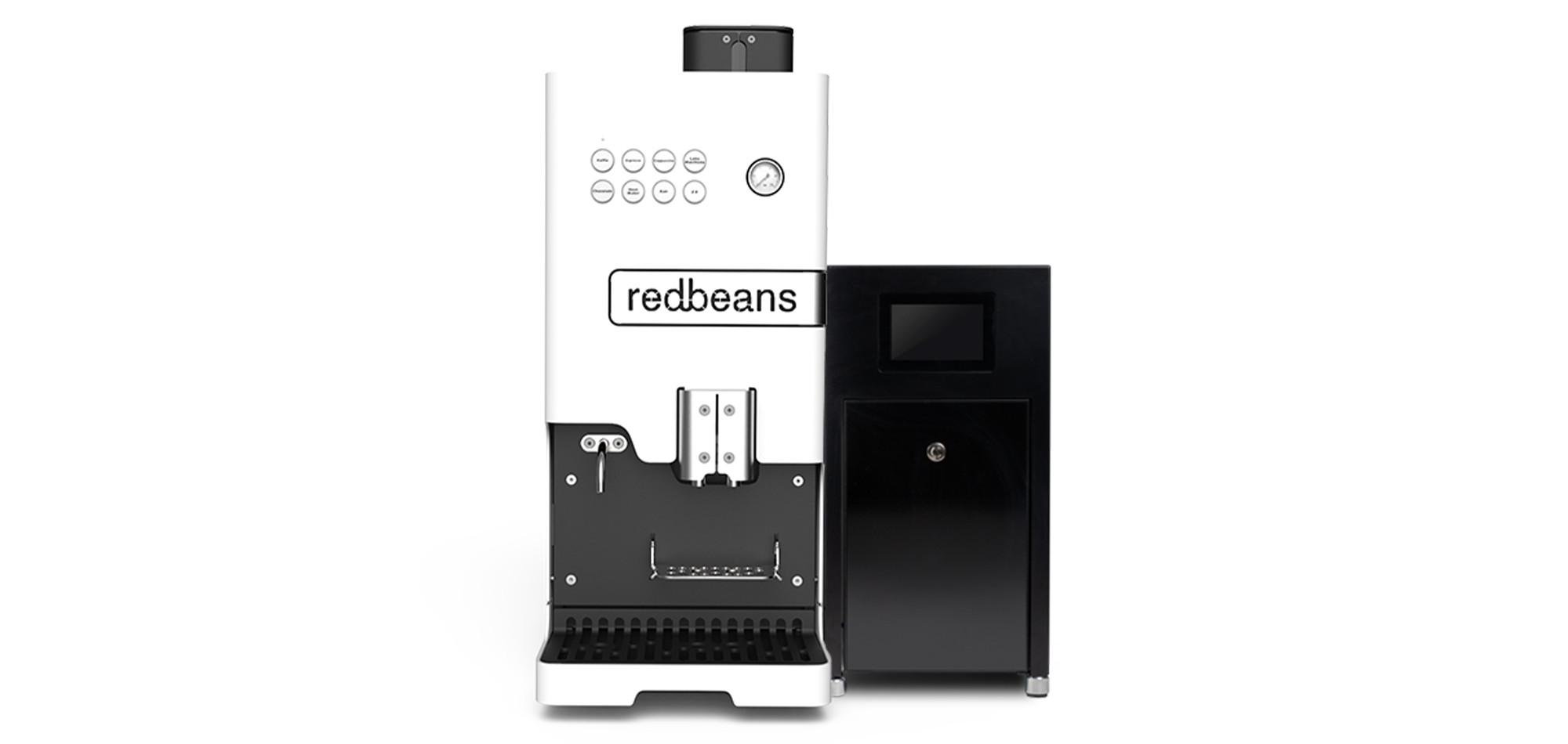 Beanmachine XL met verse melk