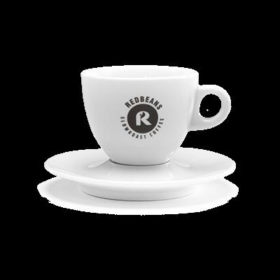 Redbeans porselein Cappuccino